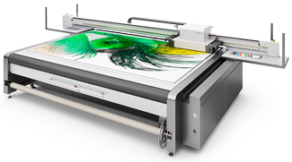 VGS Stampa Piana UV SwissQPrint Nyala-3led