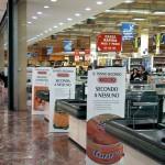 Personalizzazione Barriere antitaccheggio