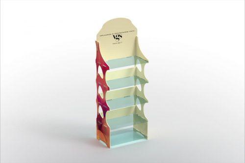 Kivi legno e plexiglass 80x40x150