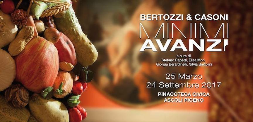 La Stampa Tattile Digitale in mostra con Bertozzi&Casoni. Minimi Avanzi